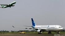 Penerbangan Internasional di Bandara Soetta Tertinggal dari Changi