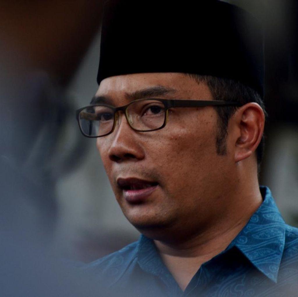Dukung Perppu Kebiri, Ridwan Kamil: Harus Ada Efek Jera!