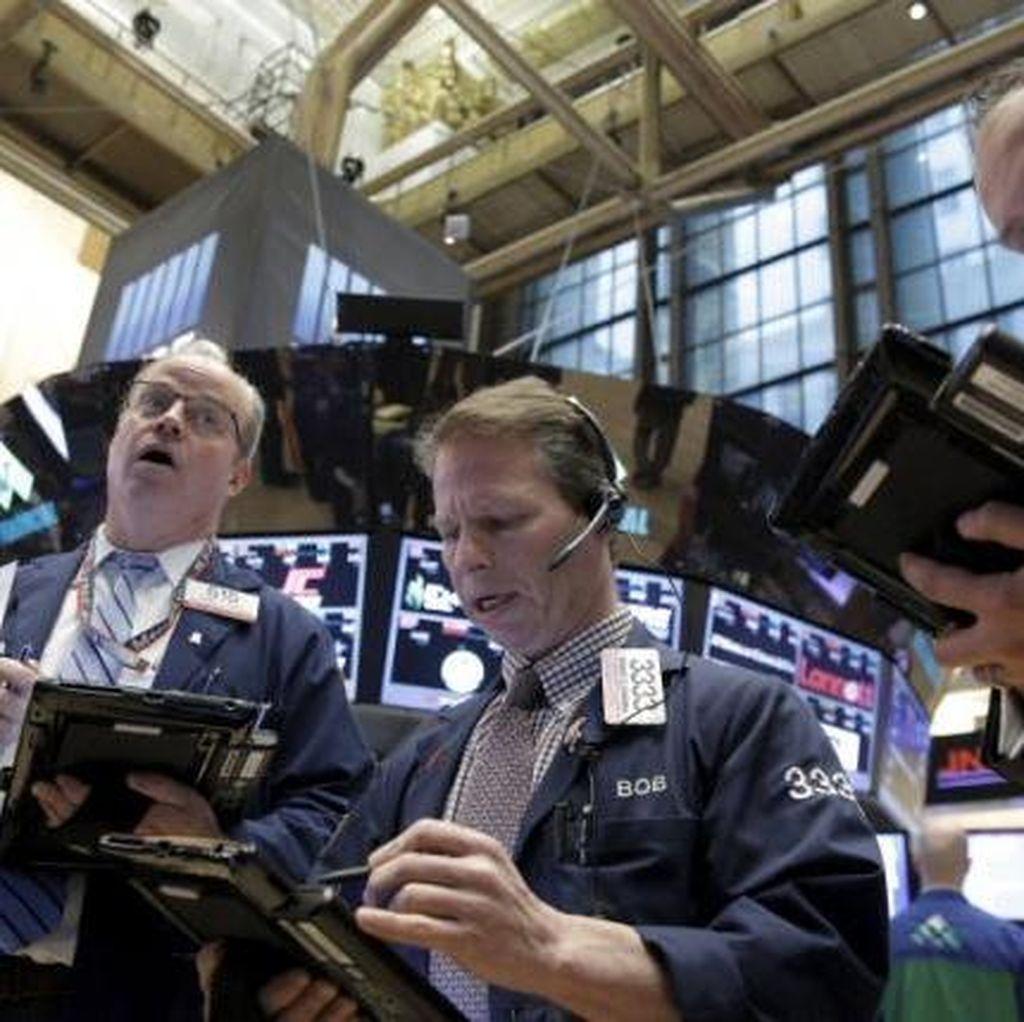 Wall Street Belum Bisa Positif