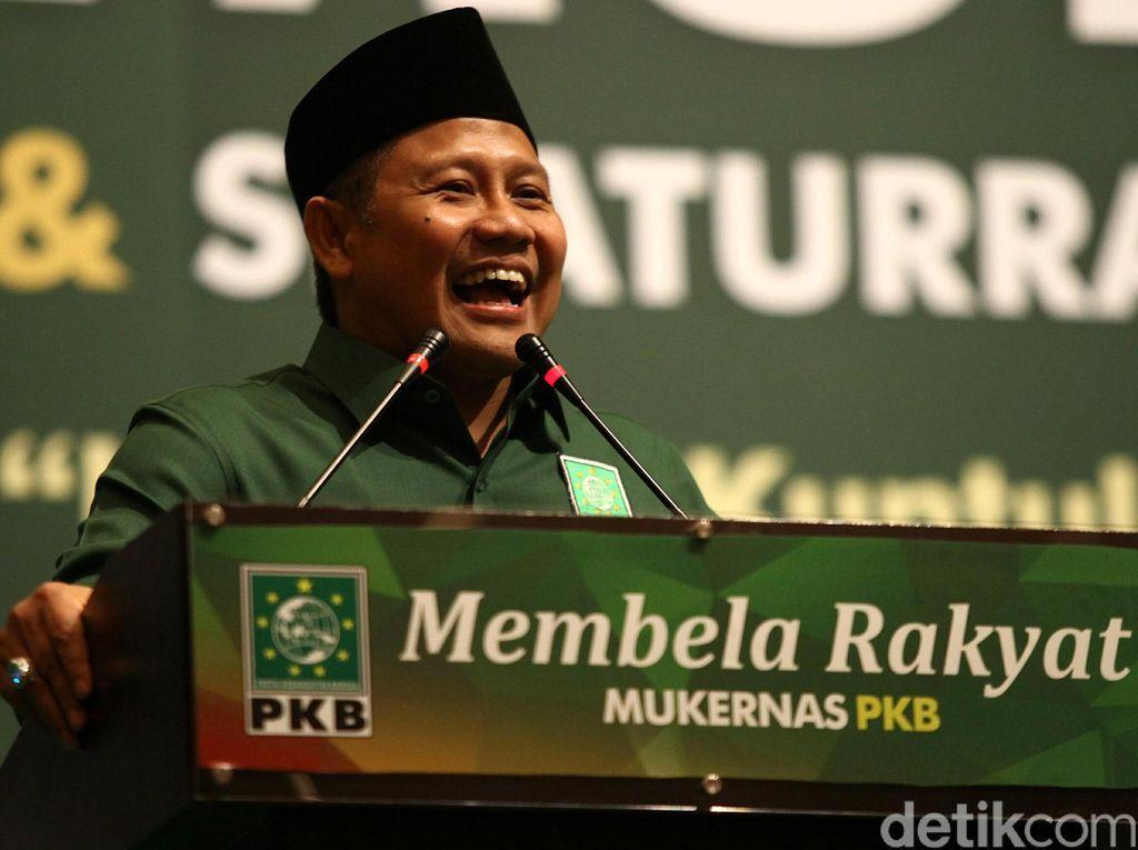 Gerindra Anggap KMP Tamat, Cak Imin: Mari Bersama-sama Lagi Pak Prabowo