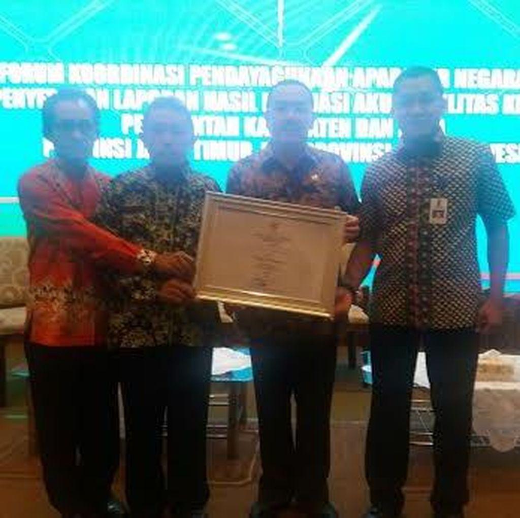 MenpanRB Beri Penghargaan SAKIP Banyuwangi Terbaik se Jatim