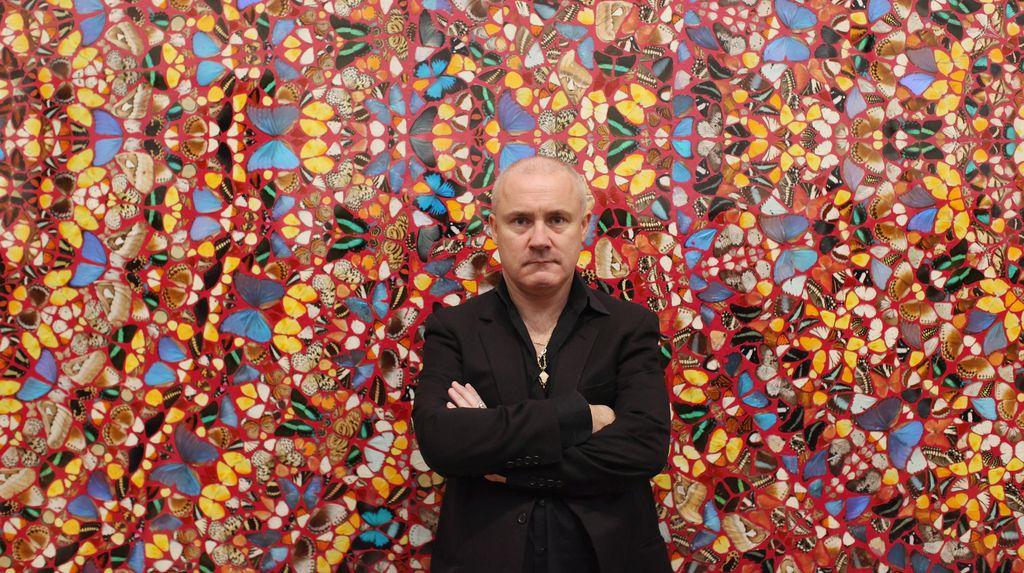 Galeri Seni Milik Damien Hirst Raih Penghargaan Terbaik