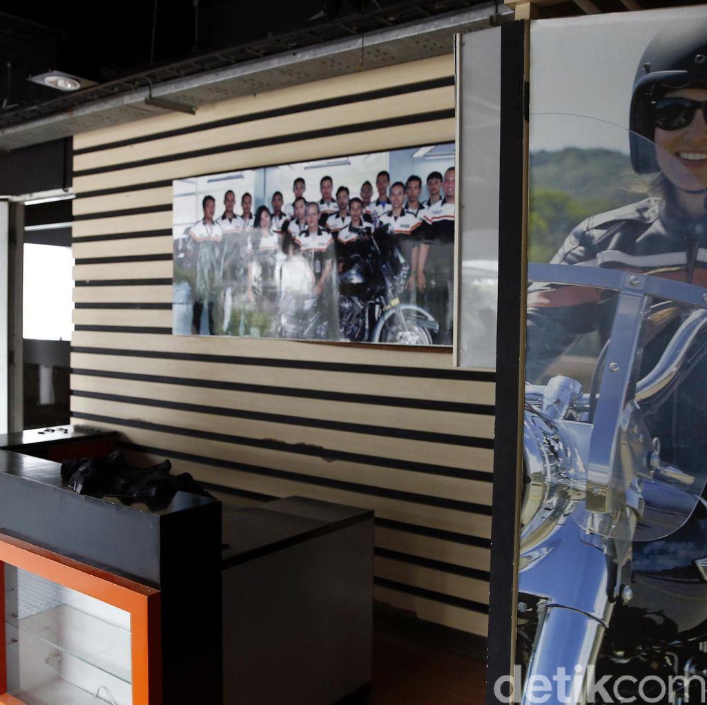 Mabua Dikabarkan Lepas Jadi Agen Harley, Pemilik Harley Khawatir