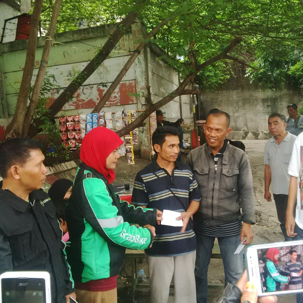 Perwakilan Opang: Insiden Stasiun Cawang karena Miskomunikasi Semata