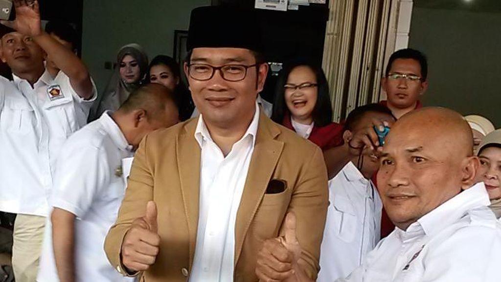 Soal Pemecatan Pejabat, Ridwan Kamil: Tegas itu Bukan Berarti Marah-marah