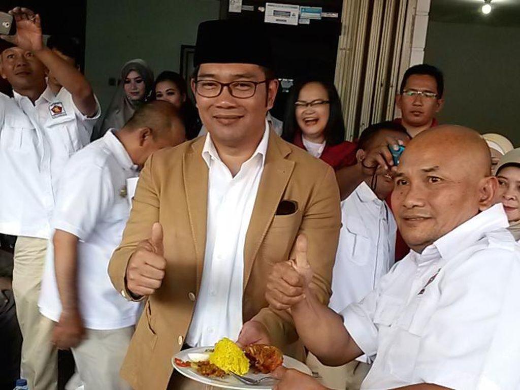 Antara Bandung dan Jakarta, Ridwan Kamil: Saya Tak Semata-mata Ingin Berkuasa