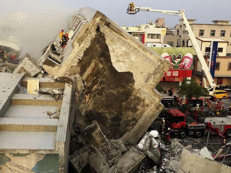 Kemlu Pantau Kondisi WNI di Lokasi Gempa di Taiwan