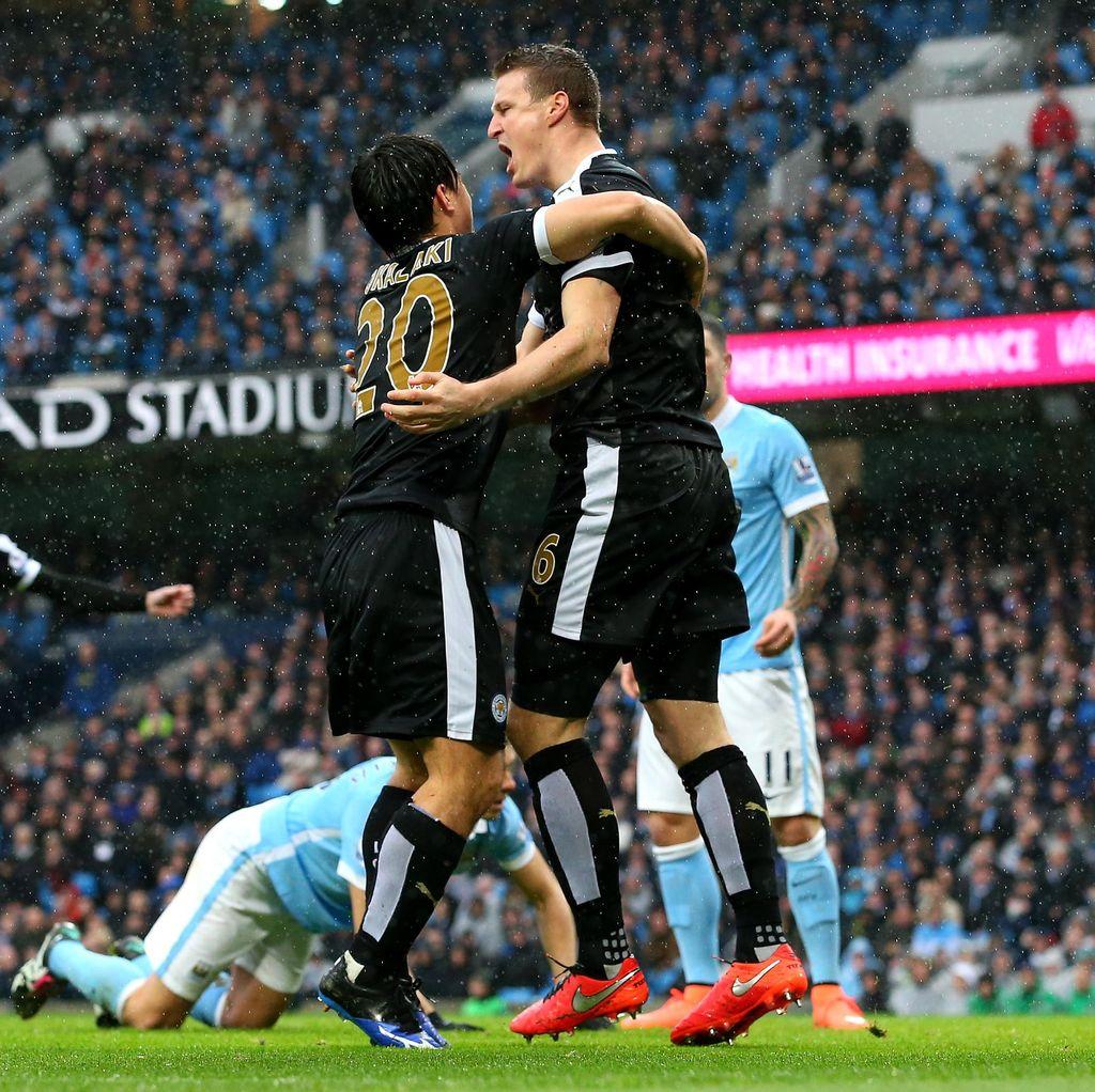 Leicester Pecundangi City 3-1