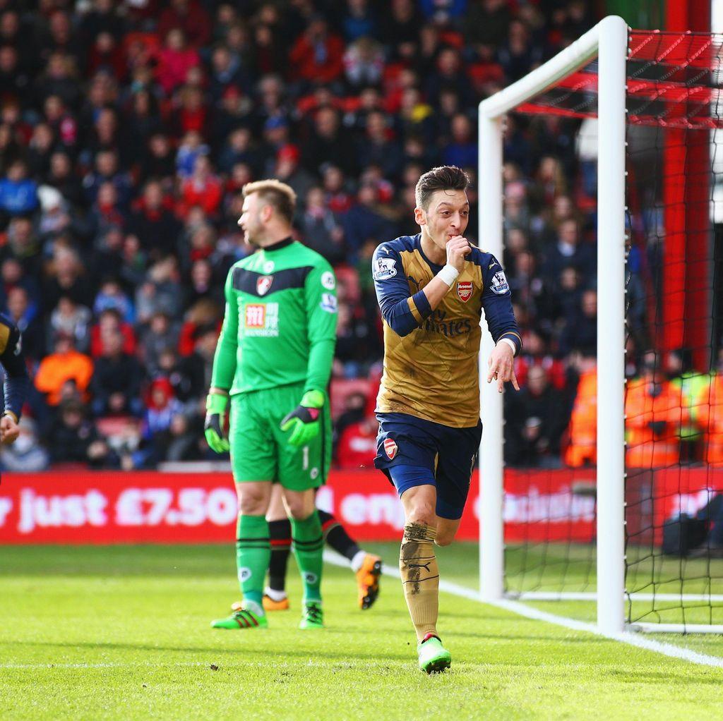 Arsenal Atasi Bournemouth dan Naik ke Posisi Tiga