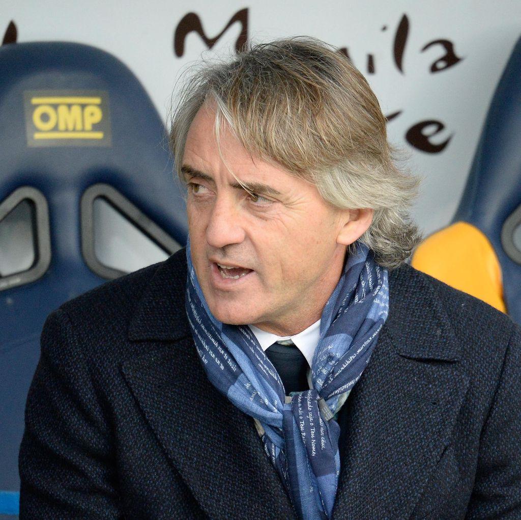 Mancini: Inter Buang 2 Poin, tapi Bisa Saja Lebih Buruk Lagi