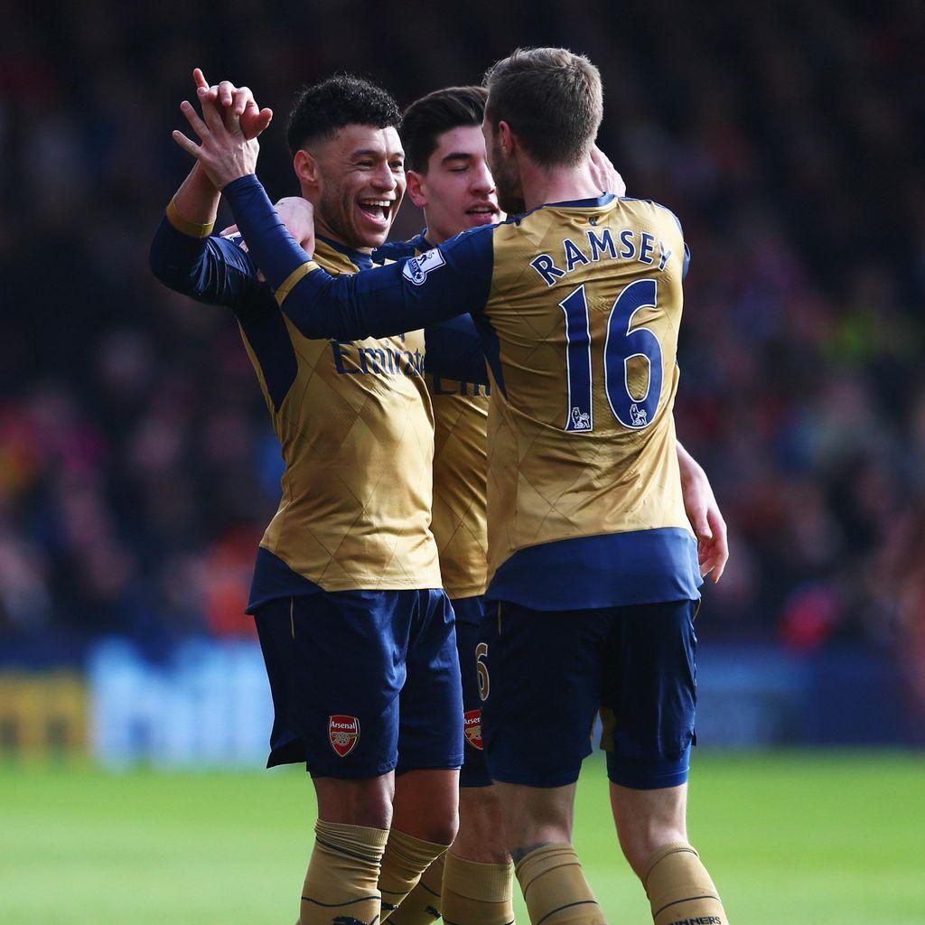 Respons Arsenal atas Kemenangan Leicester
