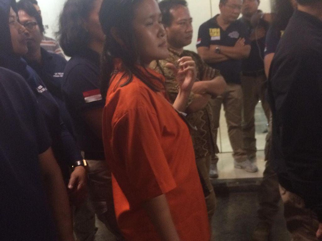 Polisi: Jessica Masih Bantah Racuni Mirna dengan Sianida
