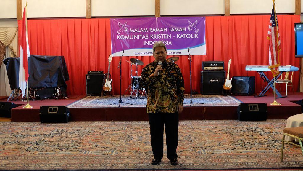 Dubes RI: Kecintaan pada Indonesia Tidak Dibatasi Agama atau Paspor