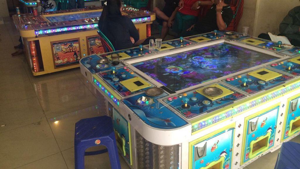 Judi Bermodus Game Ikan di Tangerang Digerebek Polisi