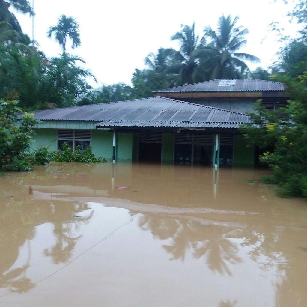 Kota Pangkalpinang di Babel Juga Terendam Banjir