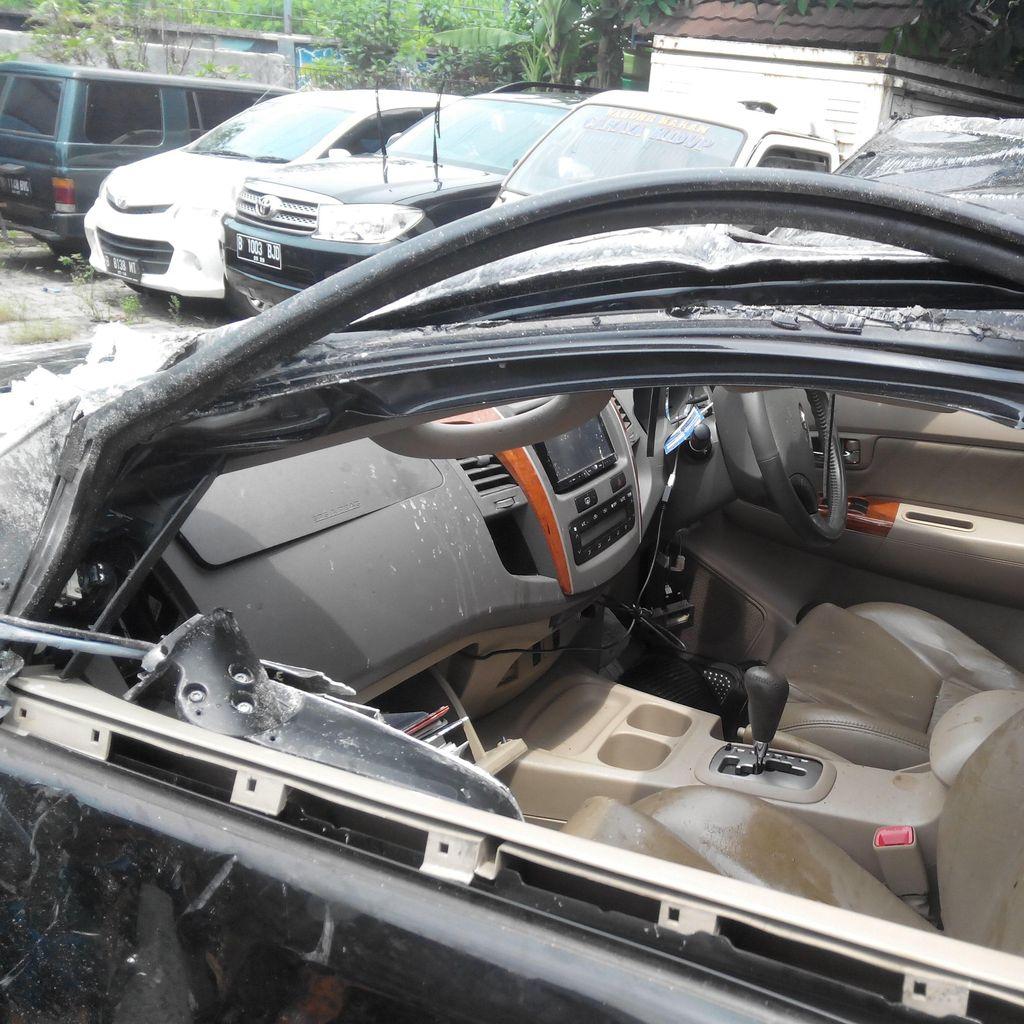 Jenazah Evi Korban Kecelakaan Fortuner di Kalideres Dibawa ke Pemalang