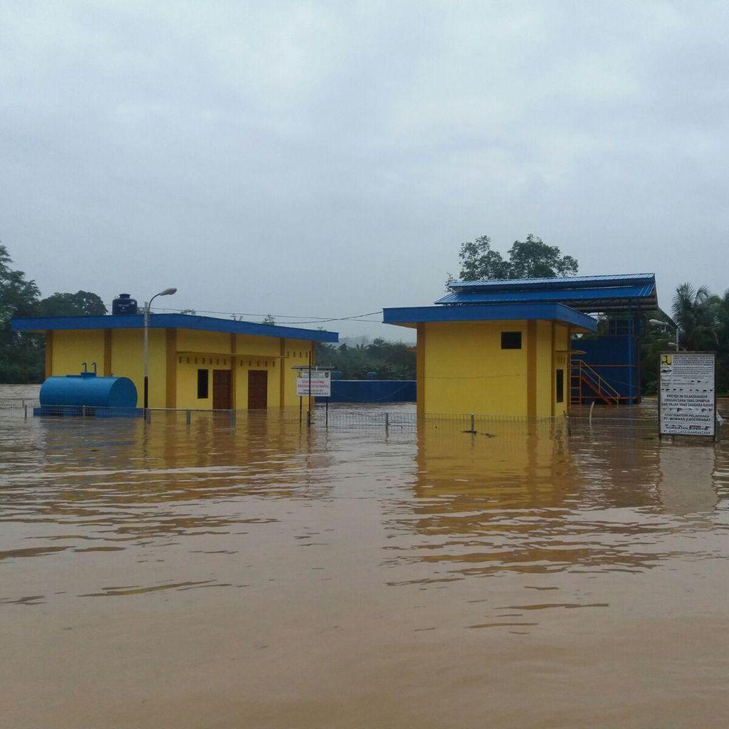 Waspada! Sejumlah Daerah di Tanah Air Mulai Dikepung Banjir