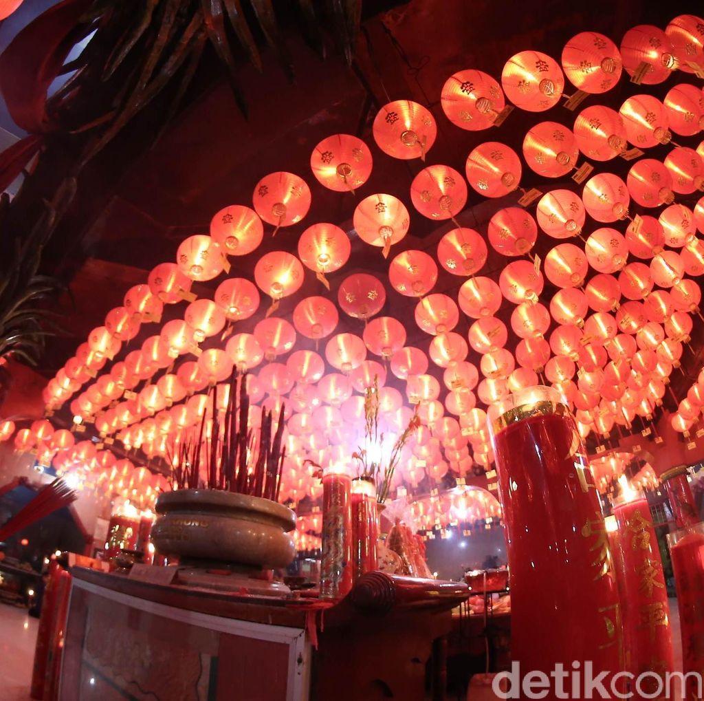 Imlek di Tangerang