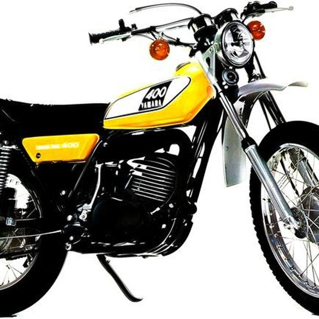 Yamaha Jadikan DT400 sebagai Sport Heritage ke-10