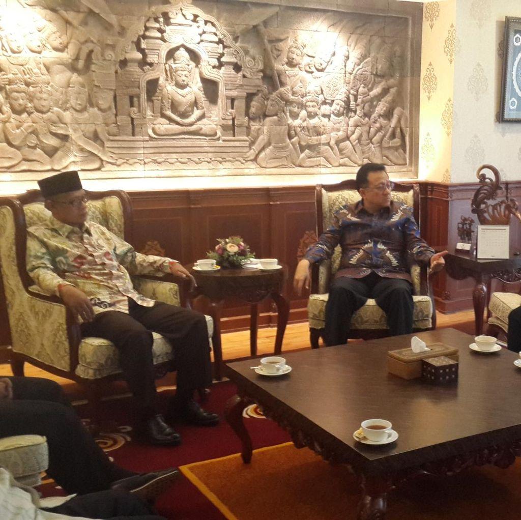Ketum PP Muhammadiyah: Pembubaran DPD Itu Makar Politik