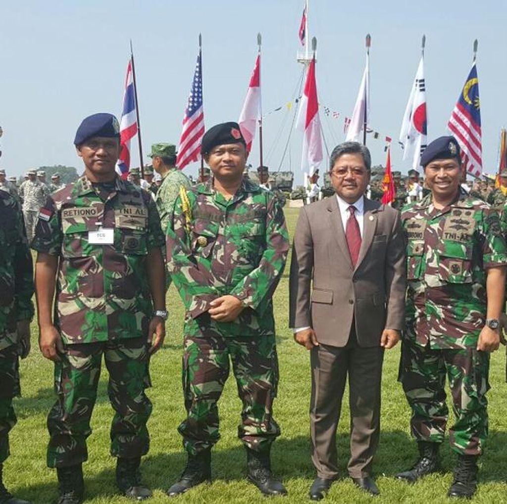 30 Personel TNI Ikut Latihan Cobra Gold di Pangkalan Militer Thailand