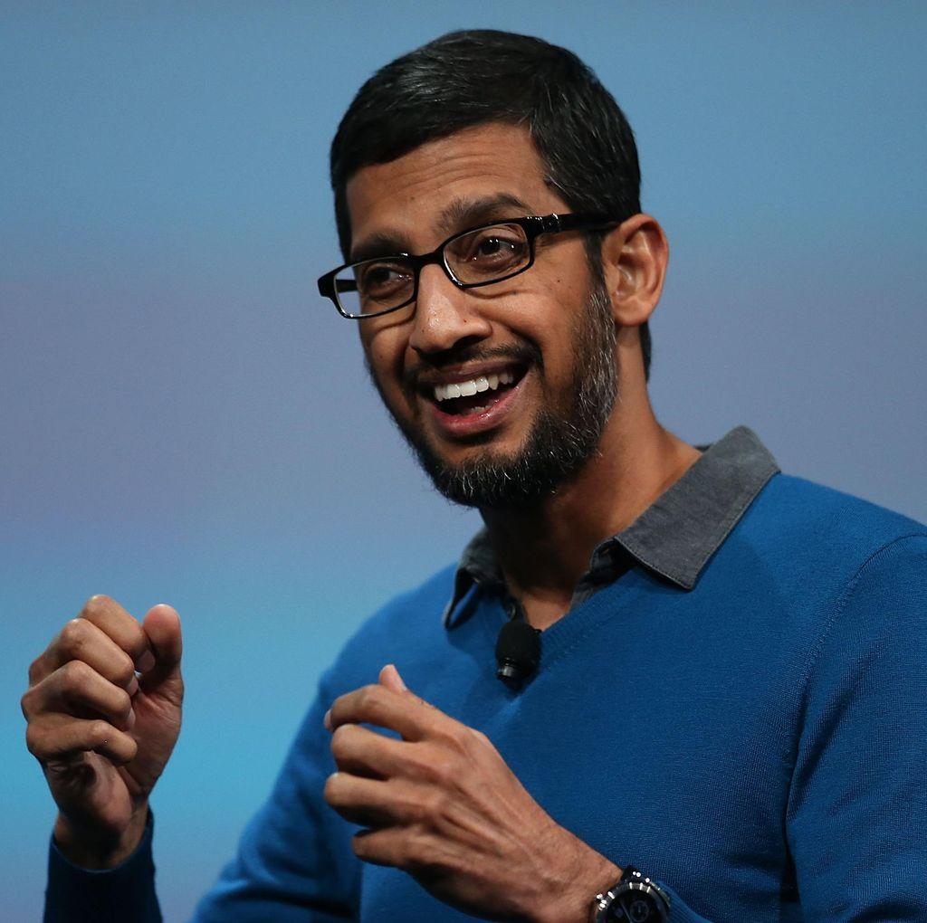Bos Google Dapat Bonus Rp 2,7 Triliun