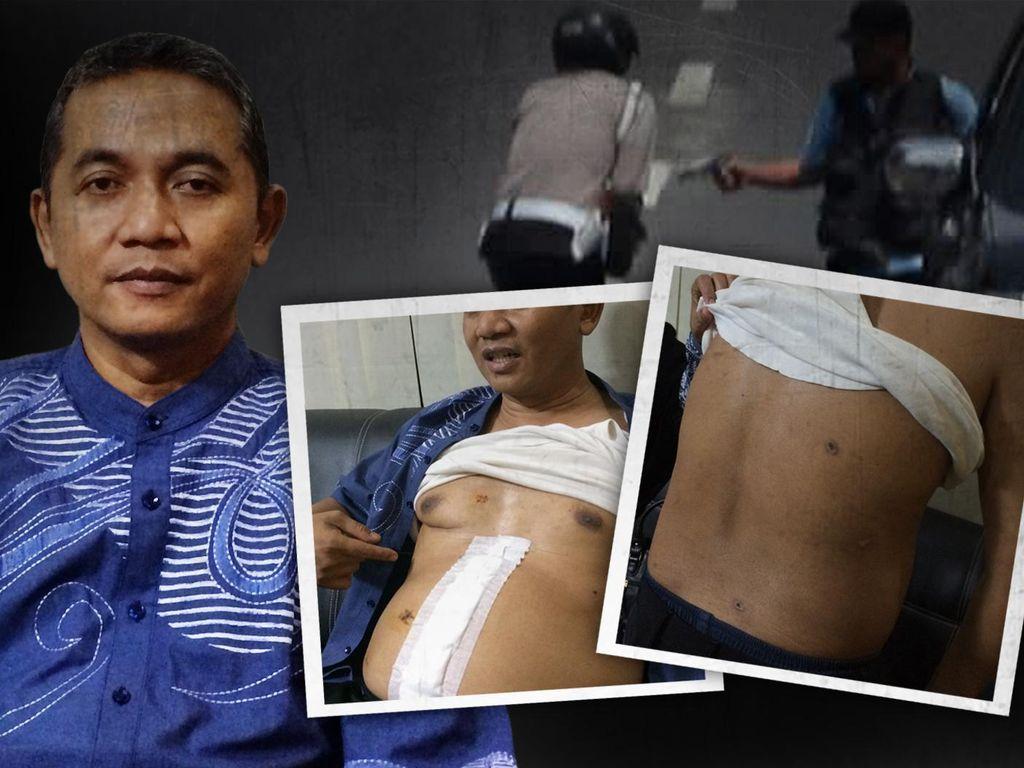 Kami Tidak Trauma, Kisah Para Polisi Korban Teror yang Hidup Kembali