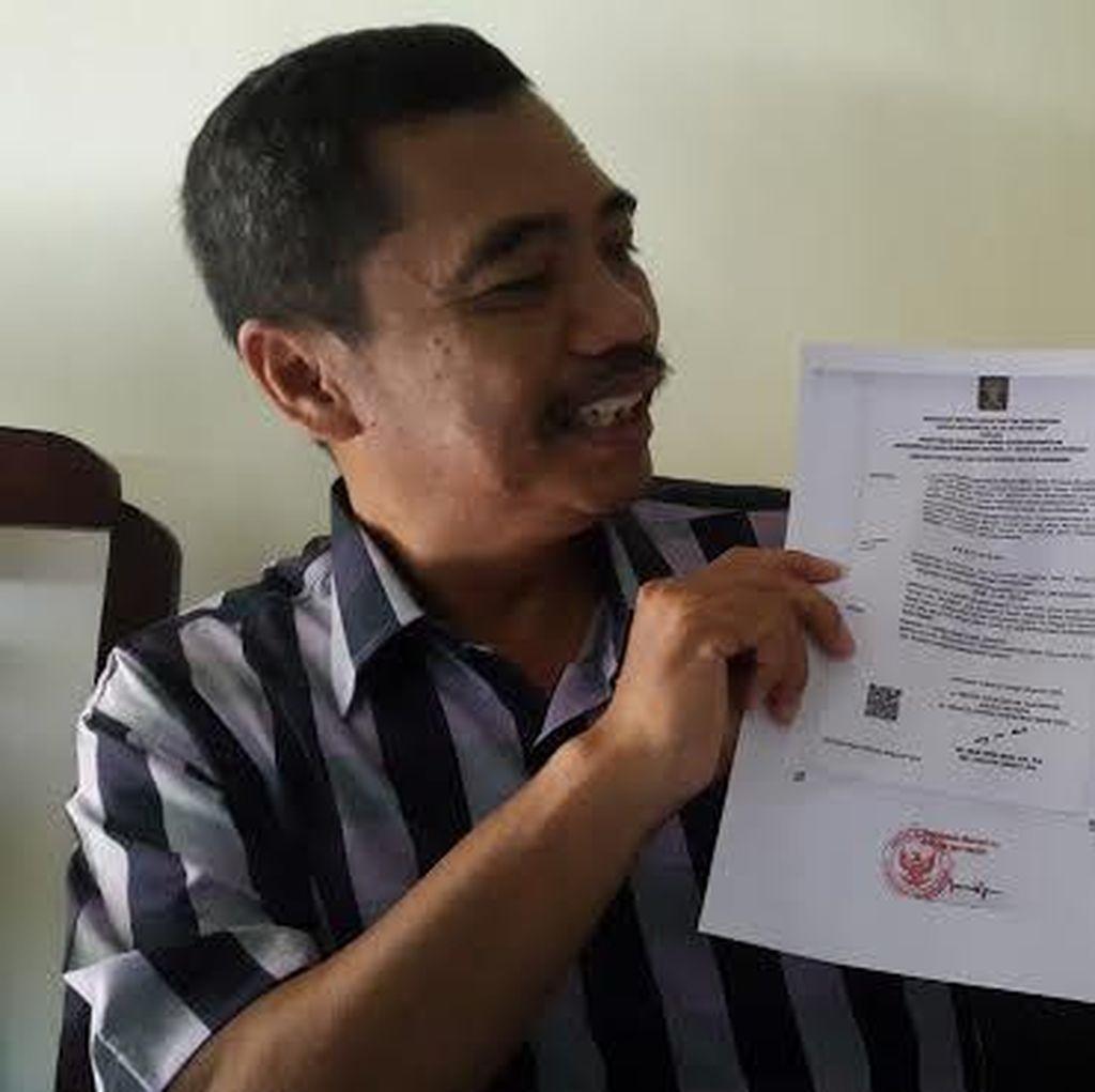 KemenkumHAM Terbitkan SK Perubahan Badan Hukum Perpenas Banyuwangi
