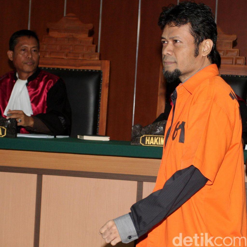 Fachry Dihukum 5 Tahun Penjara