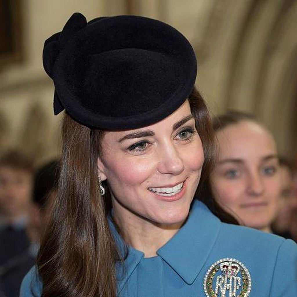 Alis Lebih Tebal dan Pekat, Kate Middleton Dibilang Lebih Tua