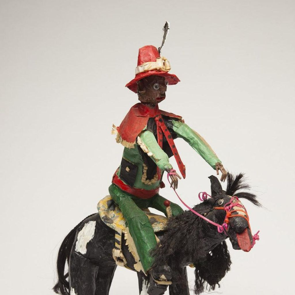 Selama 20 Tahun, Willard Will Bikin Karya Seni Patung Sampah