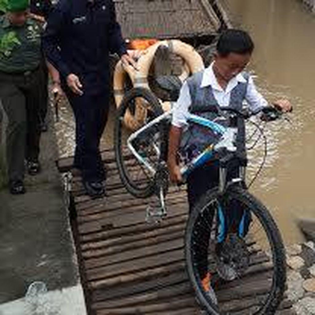 21 Desa di 8 Kecamatan di Bojonegoro Terendam Banjir