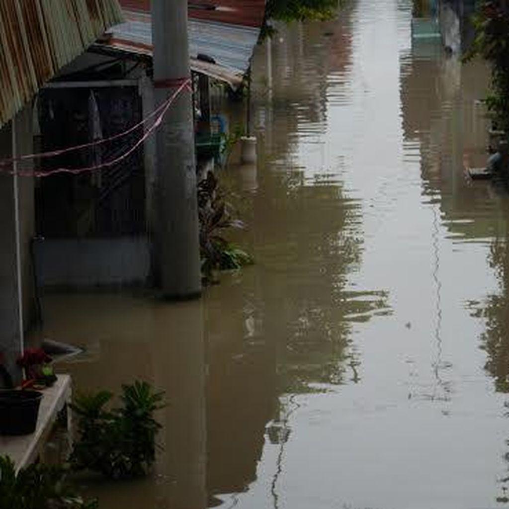 Banjir di Bojonegoro Meluas
