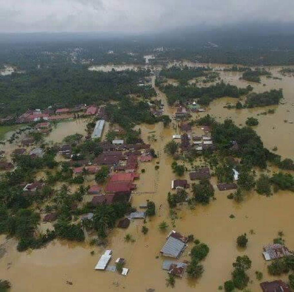 BNPB: Ada Daerah Banjir Baru yang Belum Terpetakan