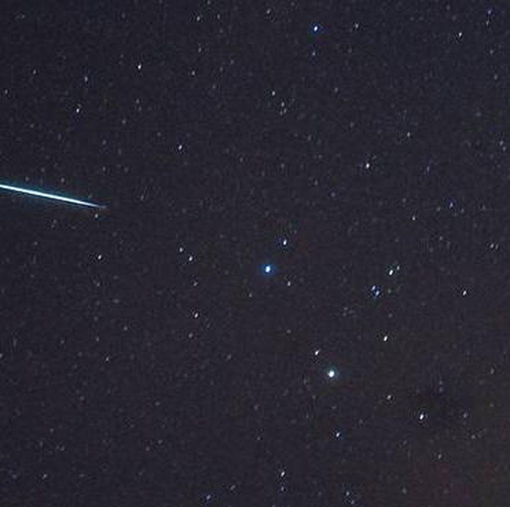 NASA Ragu Pria India Tewas Tertimpa Meteorit