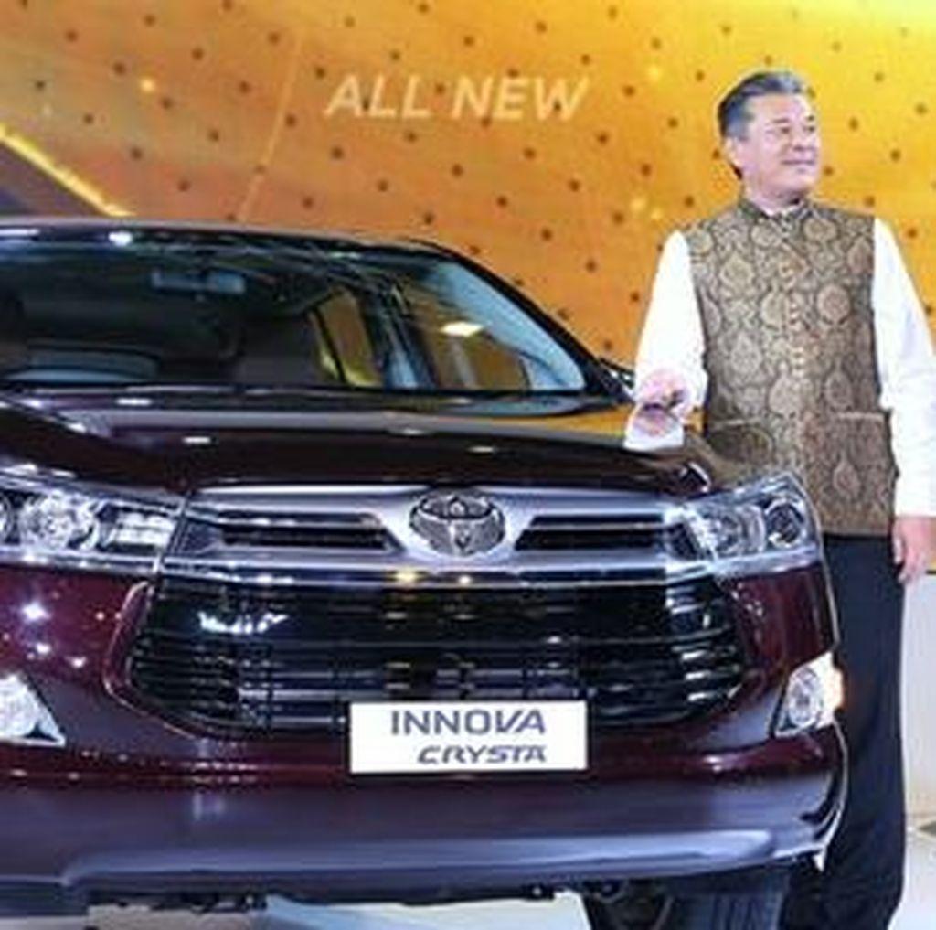 Setelah Indonesia, Toyota Luncurkan Innova di India