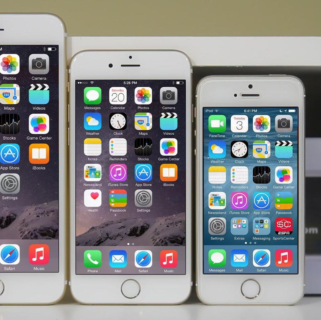 Apple bakal Dituntut Karena Error 53