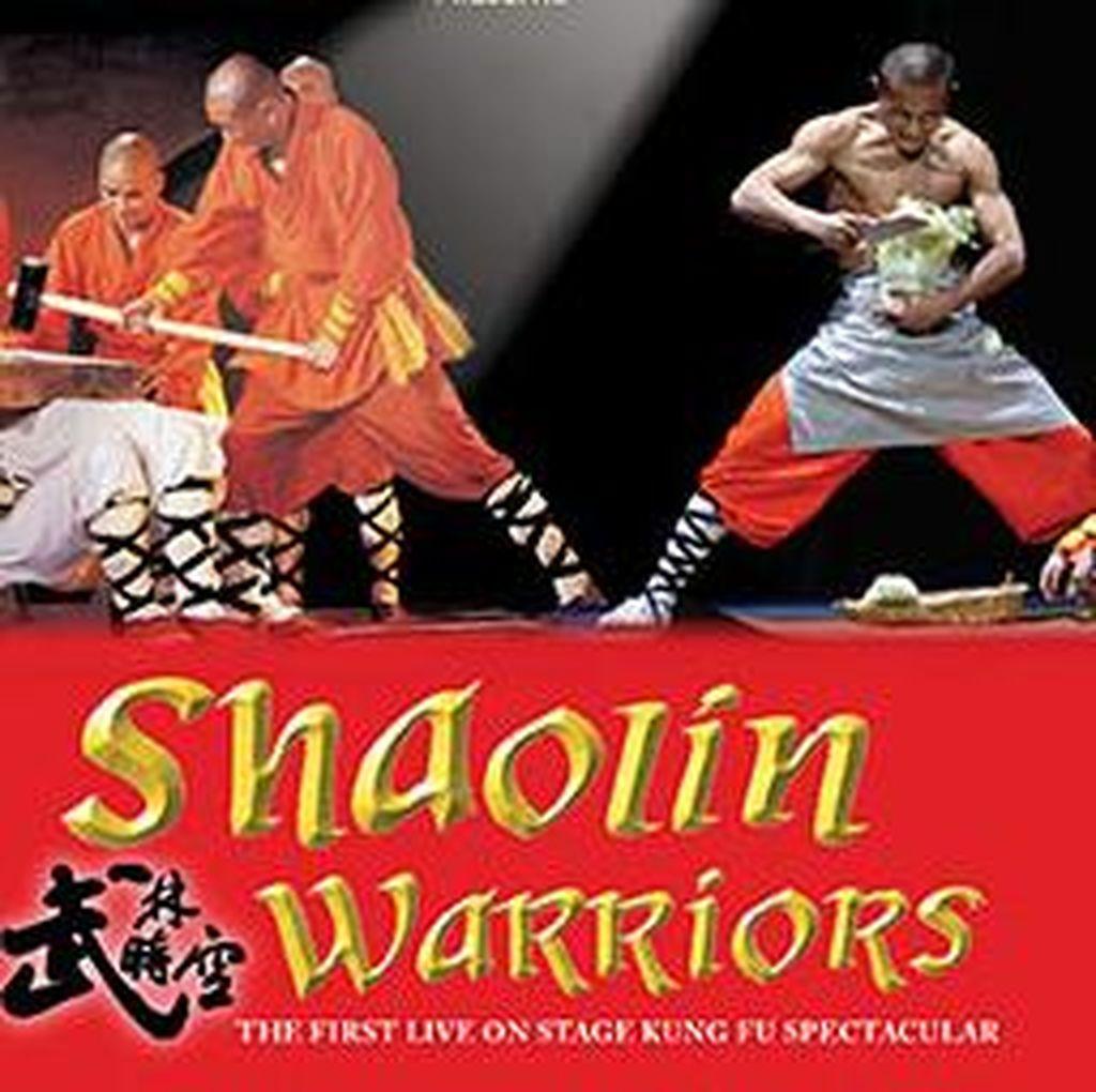 11 Hari Lagi, Tiket Pertunjukan Shaolin Warriors Masih Tersedia!