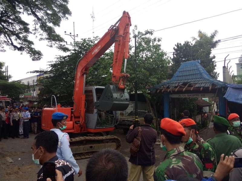 KSAU: Jenazah Teknisi Super Tucano Ada di Kokpit, Meninggal