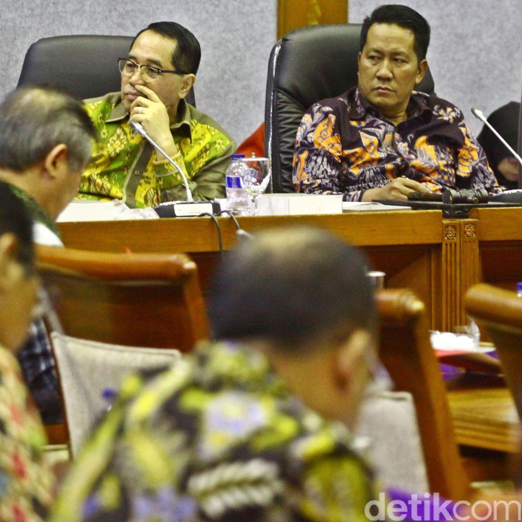 Tambahan Usul Baleg: Dewan Pengawas KPK Urus SP3 dan Izin Sita