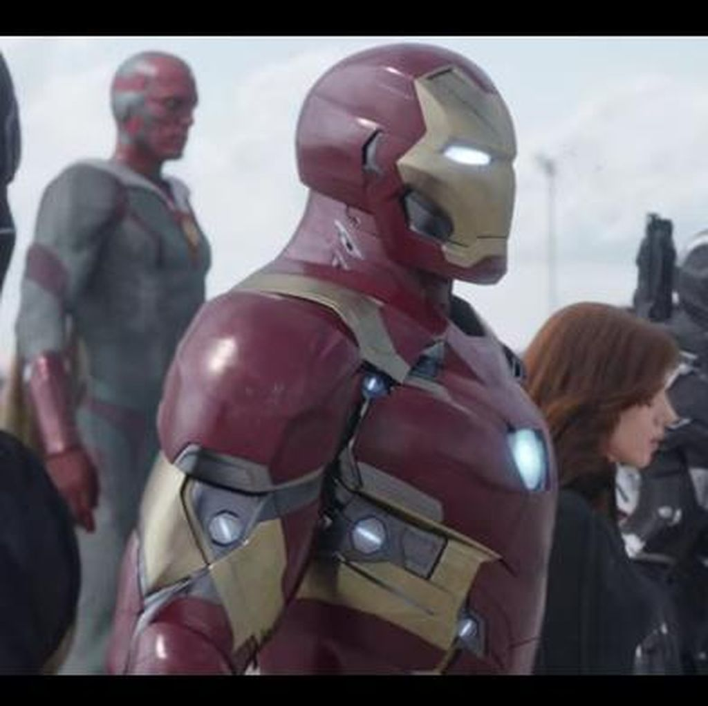 Iron Man Sempat Tak Akan Muncul di Captain America: Civil War