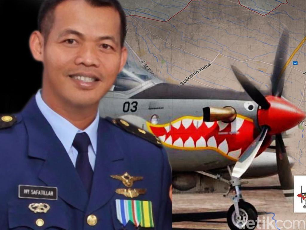 Sosok Mayor Penerbang Ivy, Pilot Super Tucano yang Jatuh di Malang