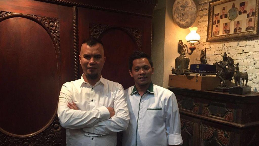 PKB DKI Usung Ahmad Dhani Tantang Ahok di Pilgub 2017