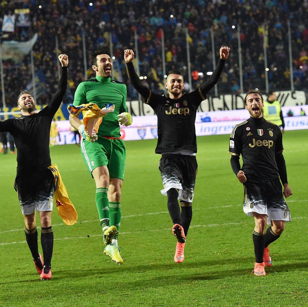 Jangan Pernah Terlalu Cepat Coret Juventus