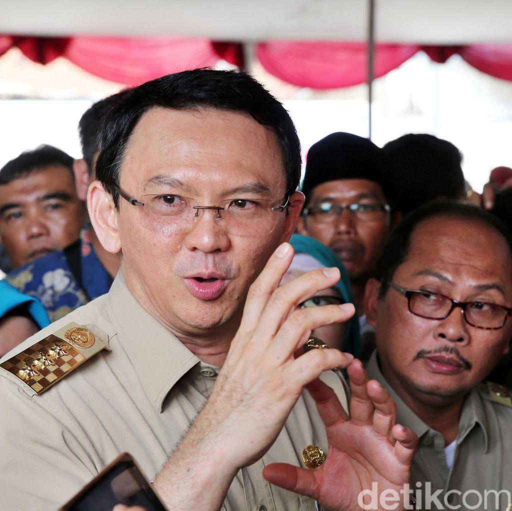 NasDem Deklarasi Dukung Ahok, PDIP Belum Ambil Sikap