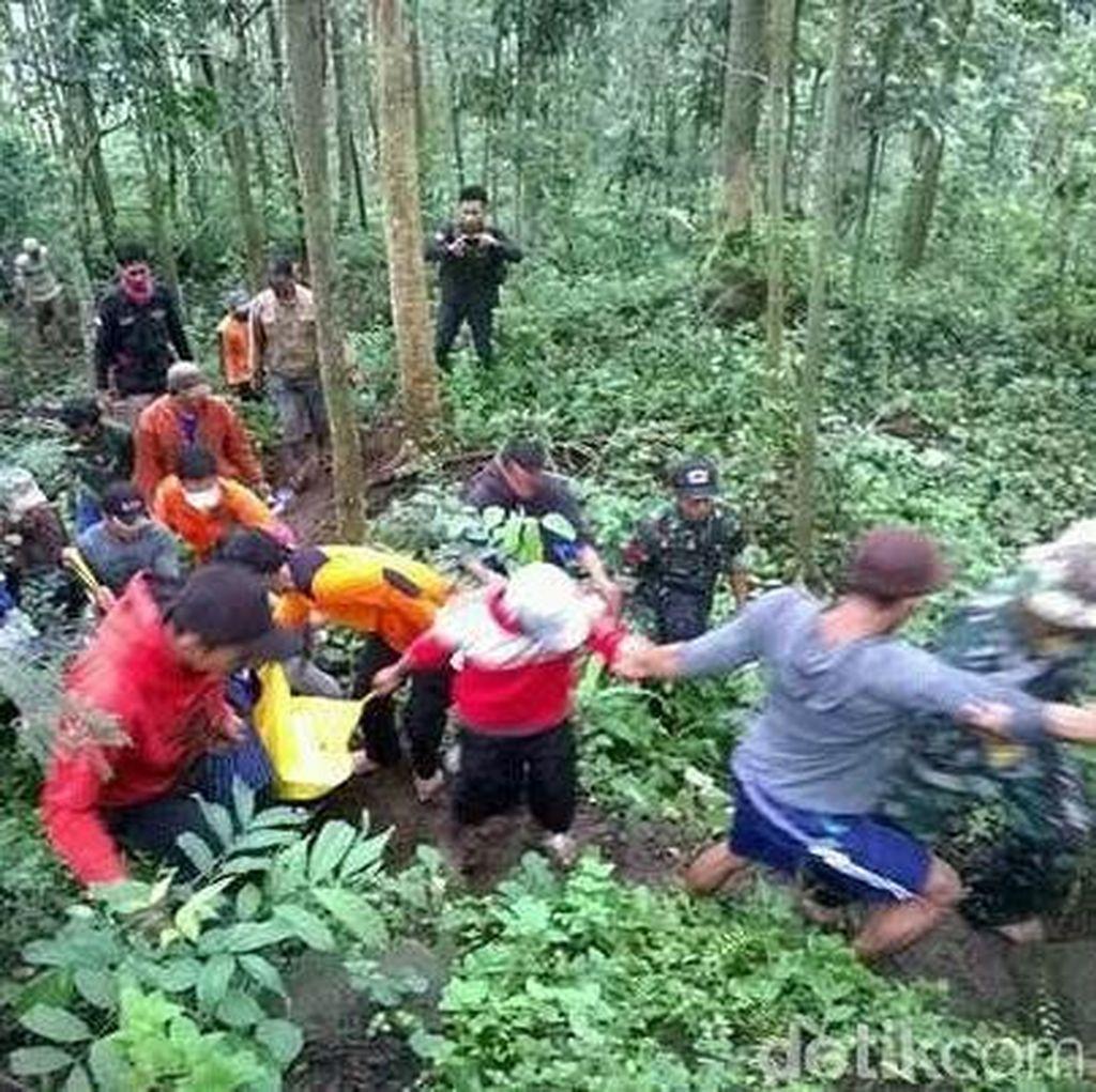Pelajar yang Hilang Tenggelam di Air Terjun Mada Karipura Ditemukan