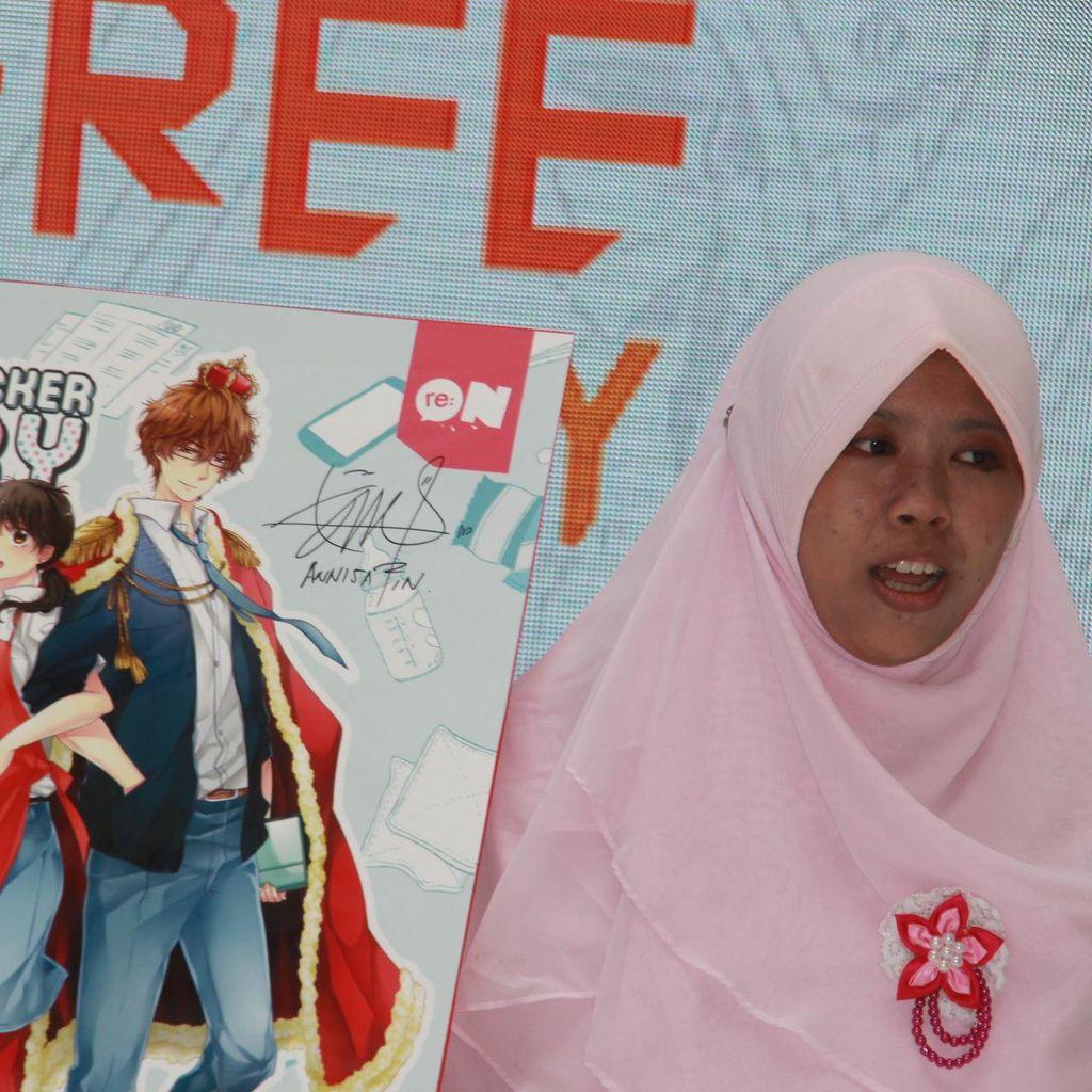 Annisha Nisfihani, Komikus Asal Tenggarong yang Kini Mendunia