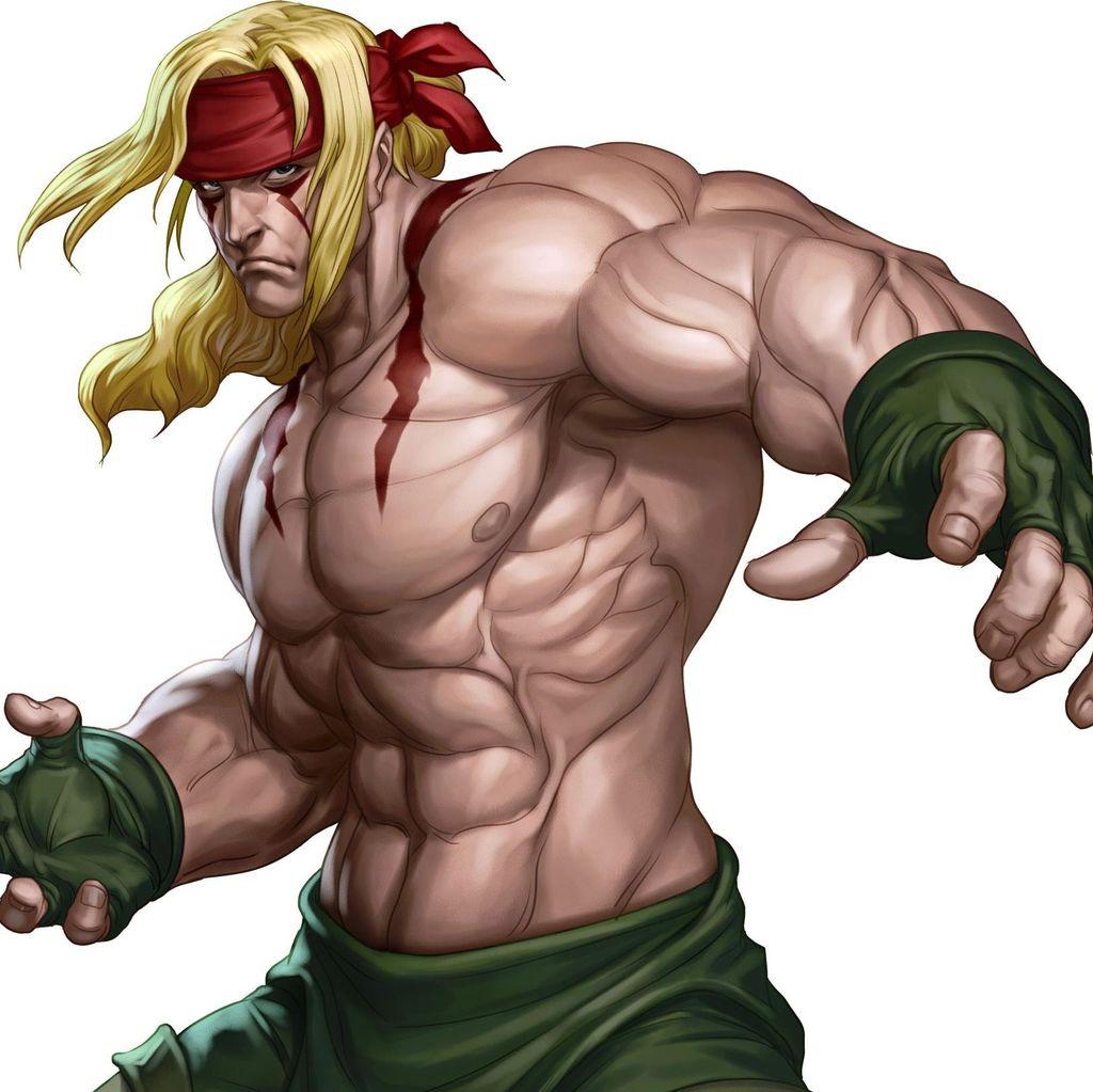 Alex, Karakter Pertama DLC Street Fighter V