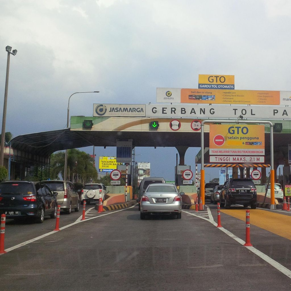 Kota Bandung Batal Terapkan ERP di Jalan Pasteur