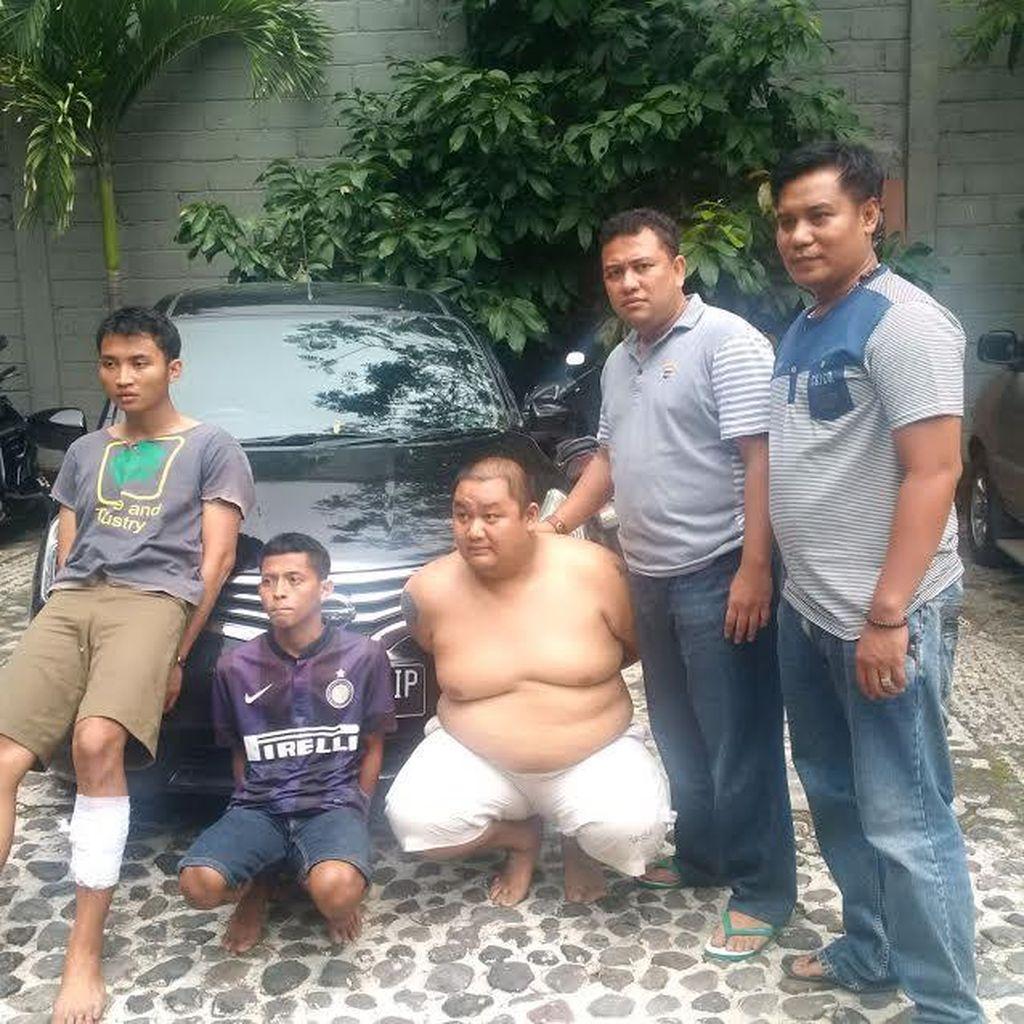Ini Tampang 3 Pria Pembunuh Dedy yang Jual Mobil Lewat Online Shop